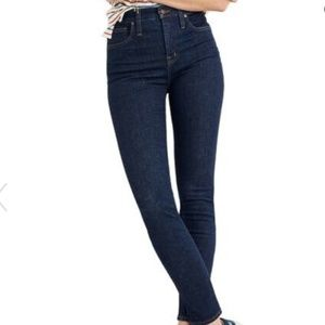 Madewell Curvy High-Rise Skinny Jeans Size 23